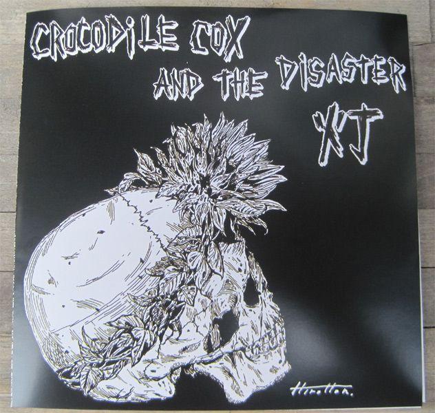 "CROCODILE COX and the DISASTER 7"" EP 灯/MOTTO"