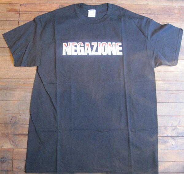 NEGAZIONE Tシャツ LOGO