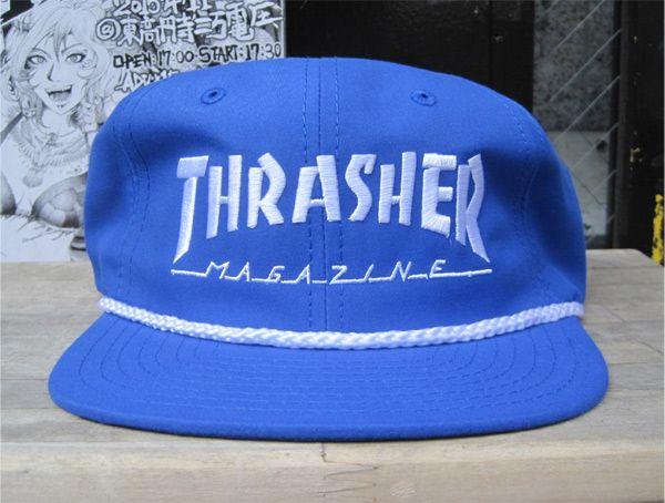 THRASHER CAP ROPE
