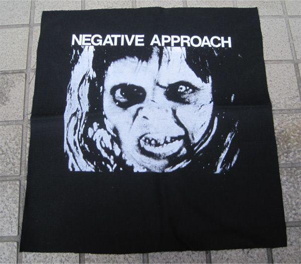 NEGATIVE APPROACH BACKPATCH EP
