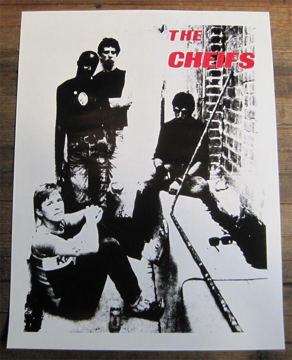 B品 THE CHEIFS ポスター