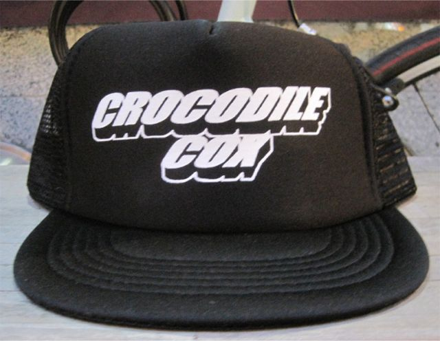 CROCODILE COX AND THE DISASTER メッシュCAP