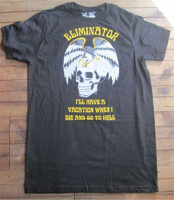 ELIMINATOR Tシャツ VACATION