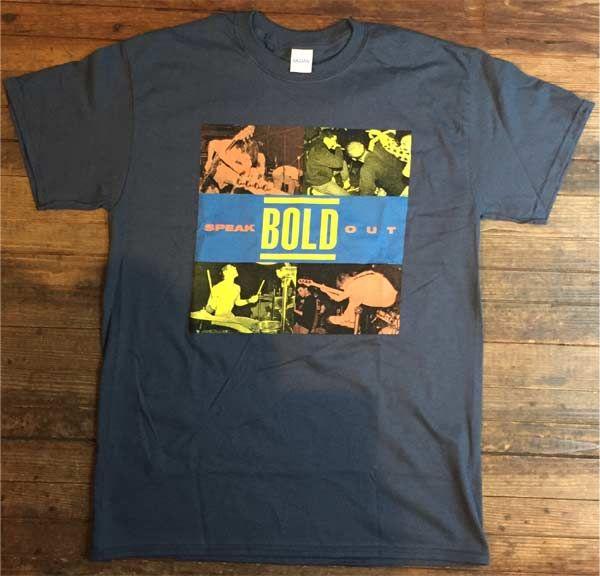 BOLD Tシャツ SPEAKOUT
