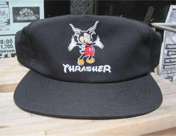 THRASHER CAP MOUSEGOAT