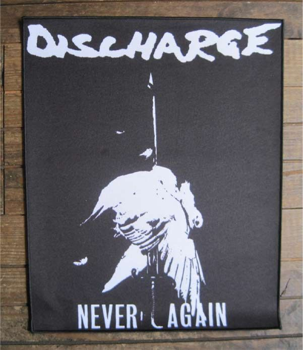 DISCHARGE BACKPATCH NEVER AGAIN