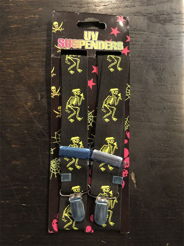 SOCIAL DISTORTION Suspender