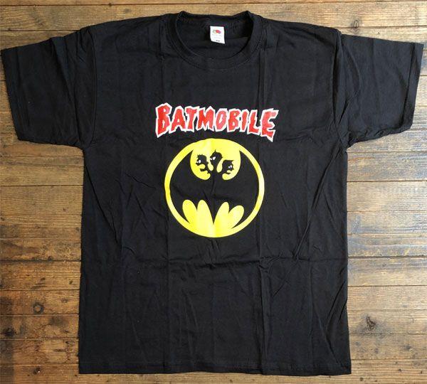 BATMOBILE Tシャツ MARK