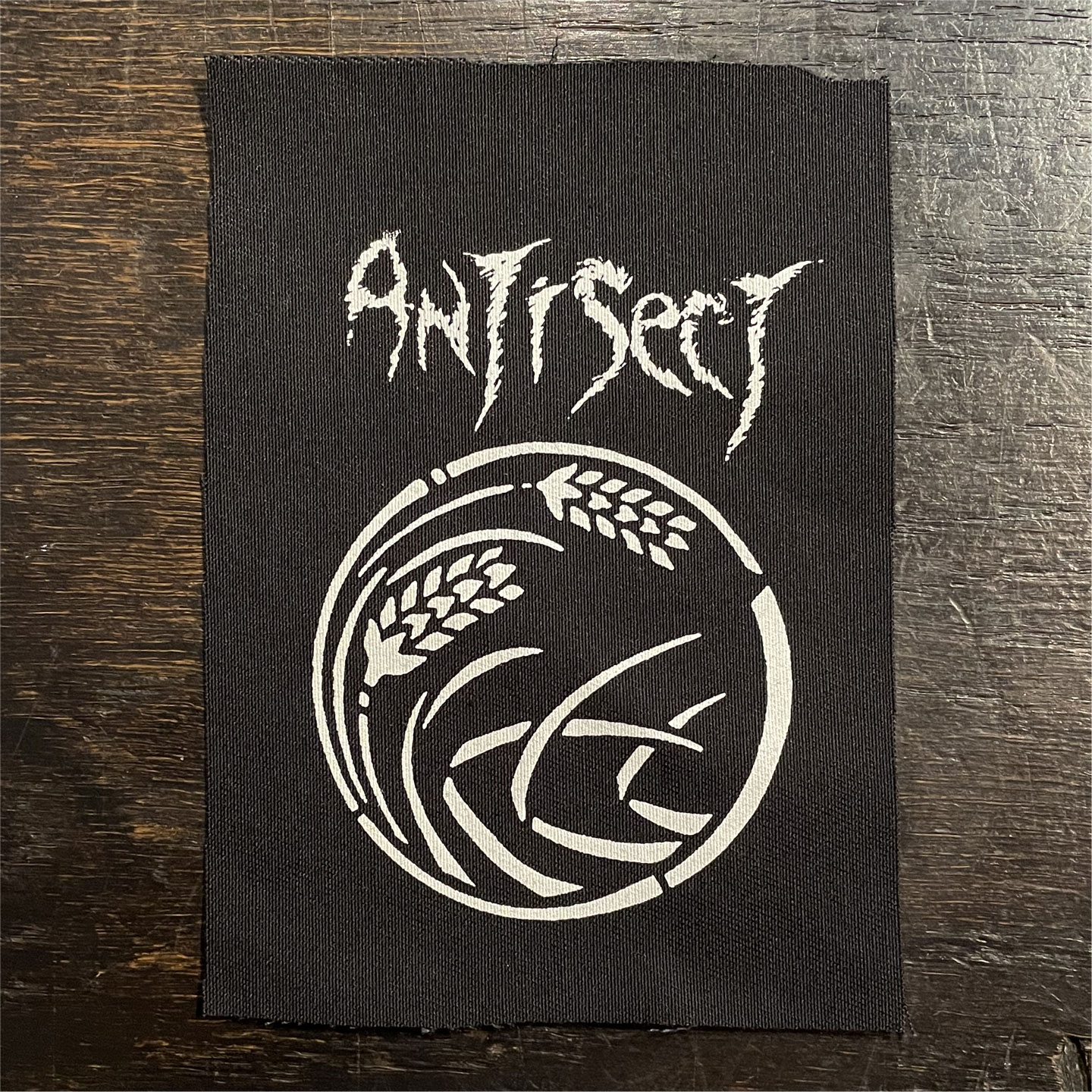 ANTISECT PATCH マーク