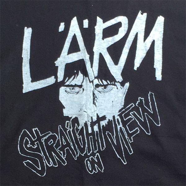 LARM Tシャツ STRAIGHT ON VIEW