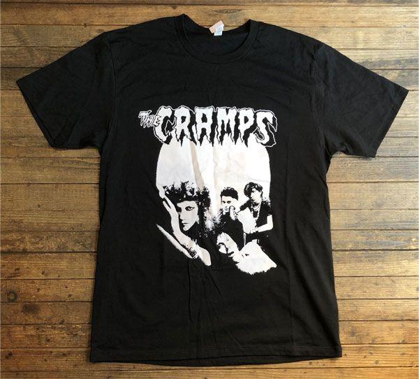 CRAMPS Tシャツ PHOTO オフィシャル