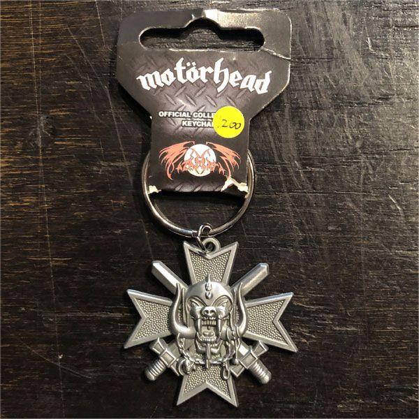 MOTORHEAD キーホルダー BAD MAGIC