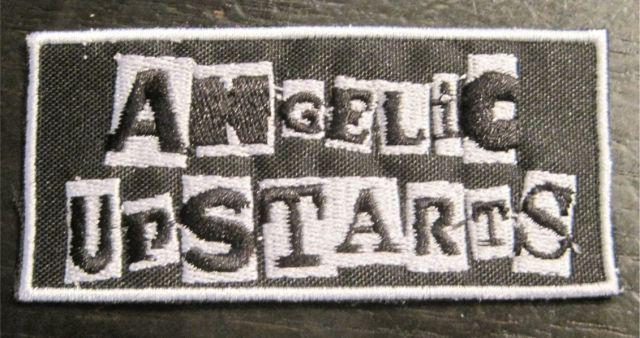 ANGELIC UPSTARTS 刺繍ワッペン