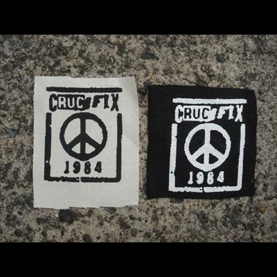 CRUCIFIX PATCH 1984