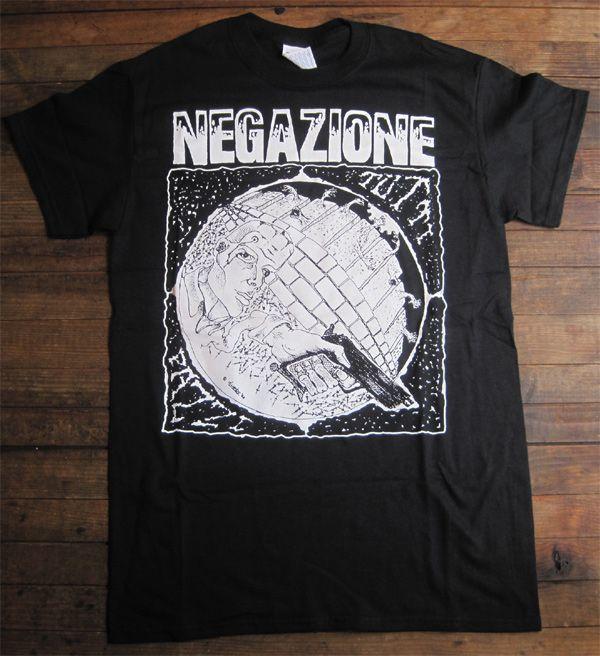 NEGAZIONE Tシャツ Tutti Pazzi