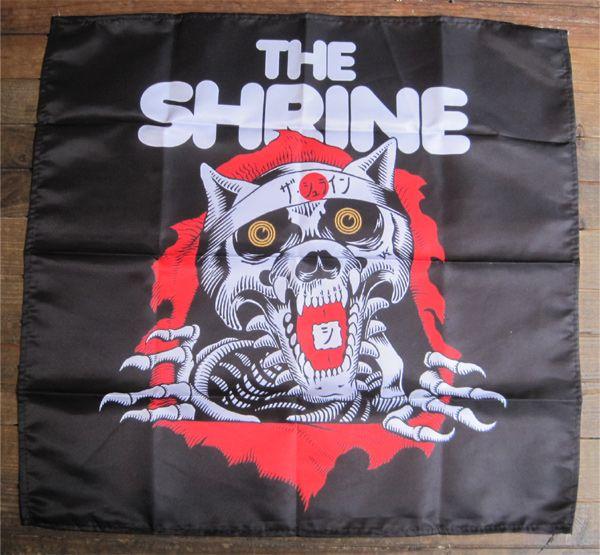 THE SHRINE バンダナ RIPPER