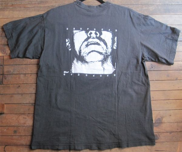 USED! DROPDEAD Tシャツ PROBLEMY