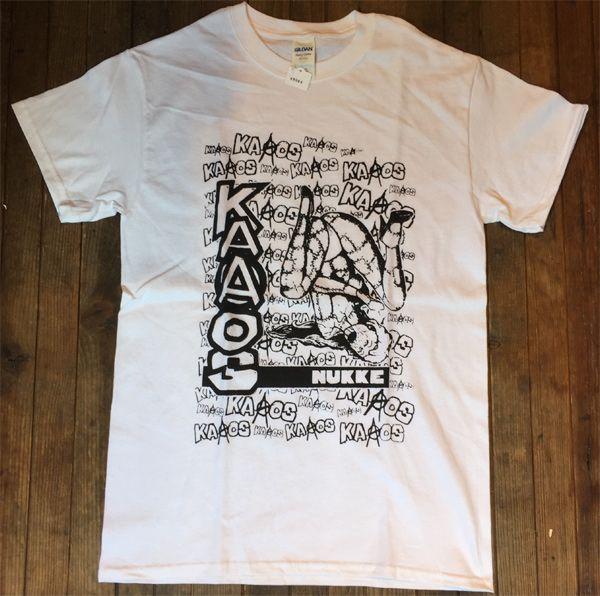 KAAOS Tシャツ NUKKE EP
