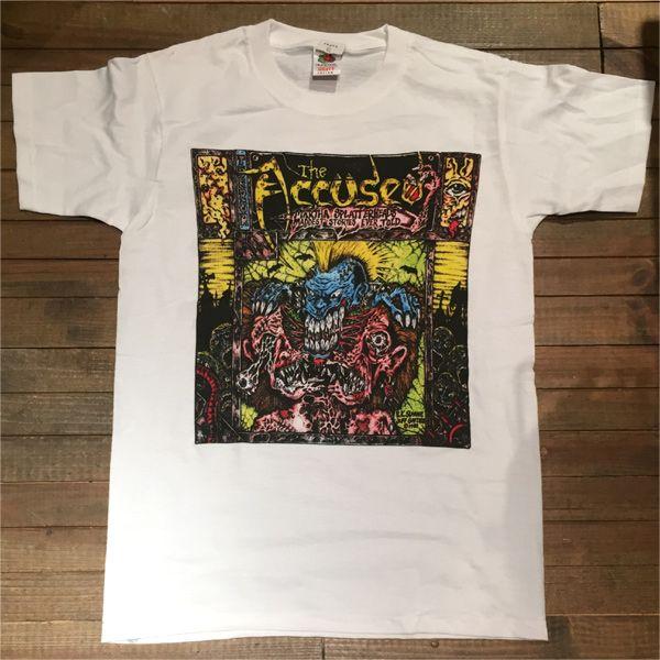 ACCUSED Tシャツ martha splatterhead