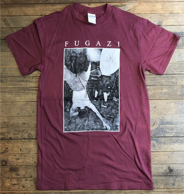 FUGAZI Tシャツ waiting room