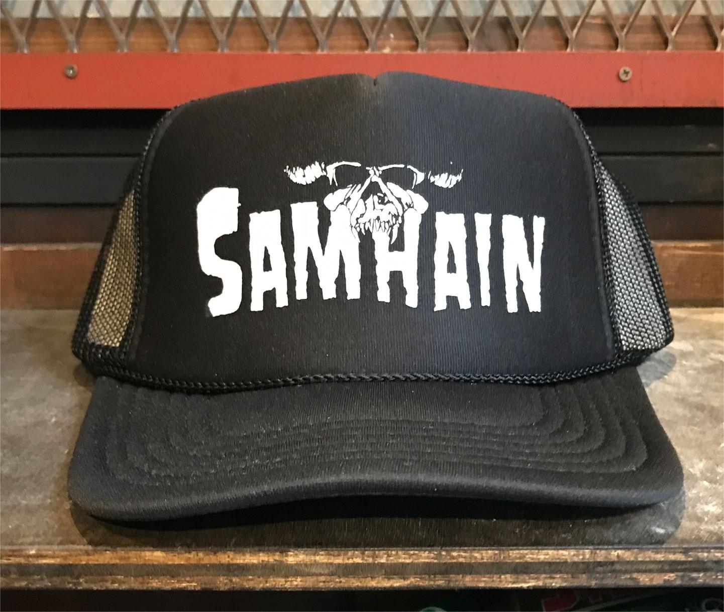 SAMHAIN メッシュCAP INITIUM