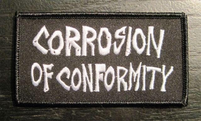Corrosion of conformity ワッペン