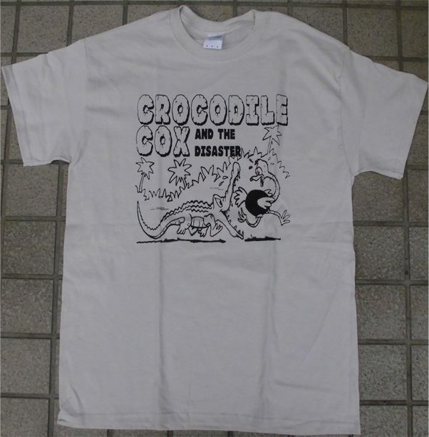 CROCODILE COX and the DISASTER Tシャツ