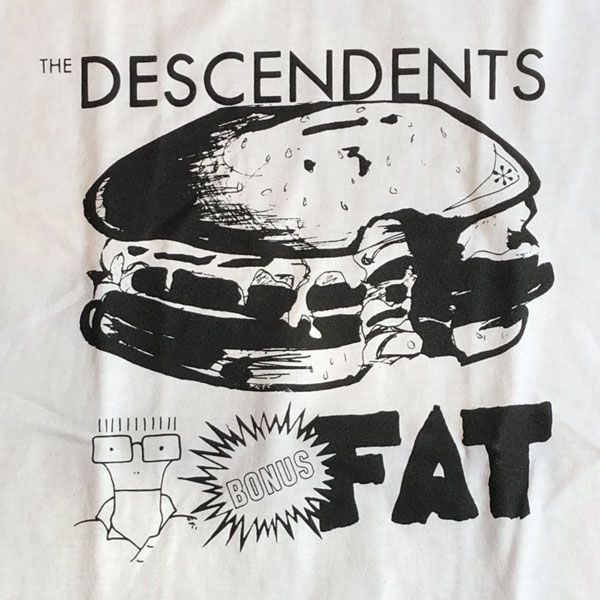 DESCENDENTS Tシャツ BONUS FAT