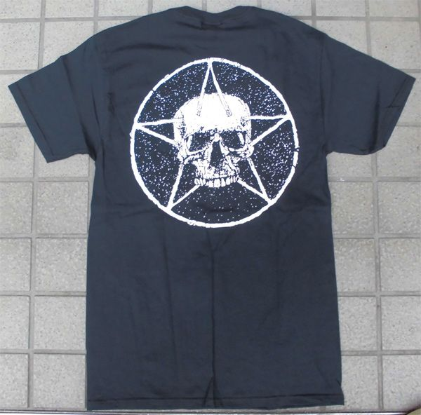 AXEGRINDER Tシャツ TWO SIDE PRINT