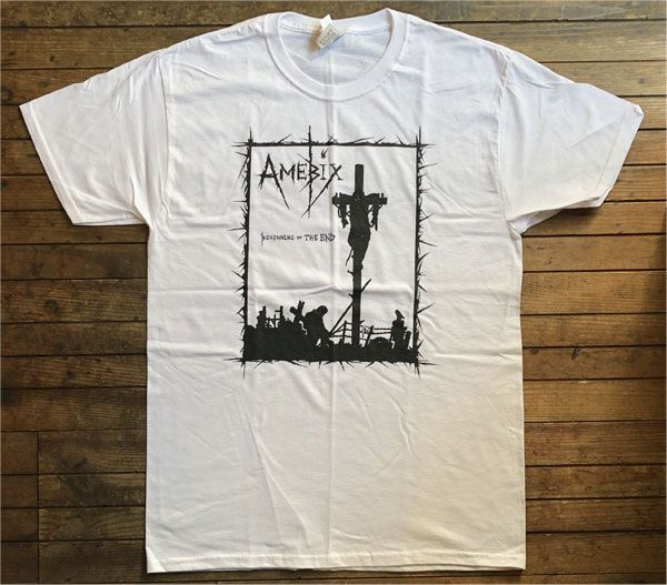 AMEBIX Tシャツ BEGINNING OF THE END2