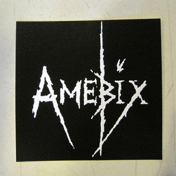 AMEBIX ステッカー ロゴ