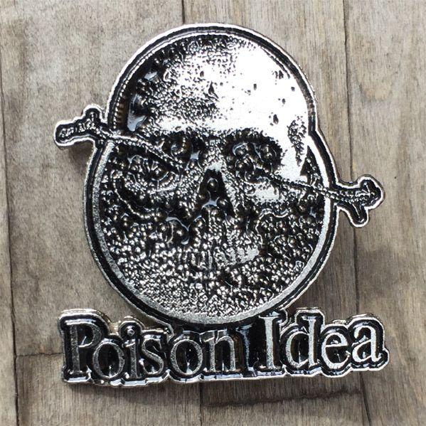 POISON IDEA ピンバッジ