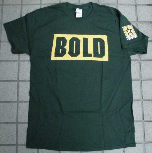 BOLD Tシャツ TALK IS CHEAP