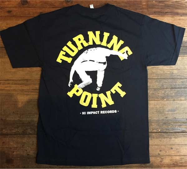 TURNING POINT Tシャツ JUMP