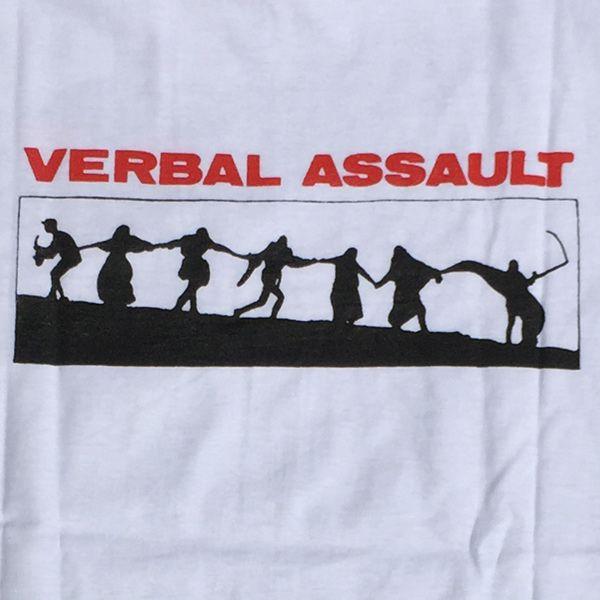 VERBAL ASSAULT Tシャツ EYE 2SIDE