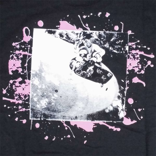 SKATE ROCK Vol.2 Tシャツ Blazing Wheels And Barking Trucks