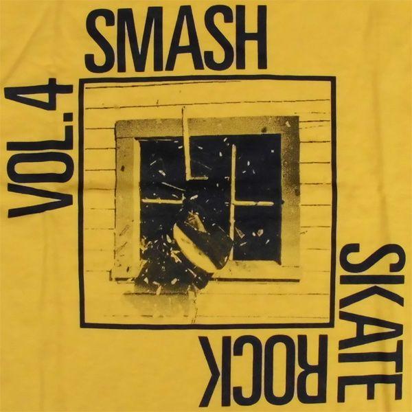 SKATE ROCK Vol.4 Tシャツ SMASH(LP)