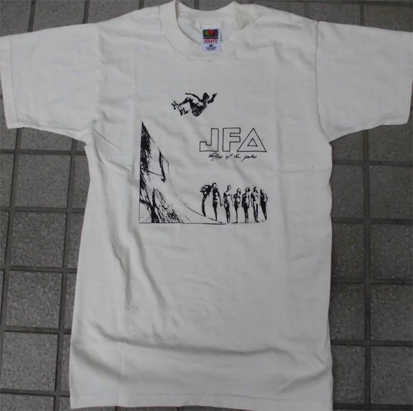 JFA Tシャツ VALLEY OF THE DOLLS