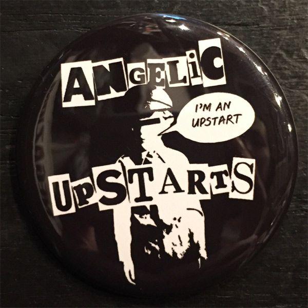 ANGELIC UPSTARTS デカバッジ LOGO