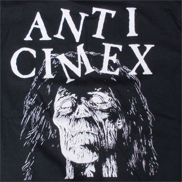 ANTI CIMEX Tシャツ THIS FUCKING SYSTEM IS STILL RAPED ASS 2