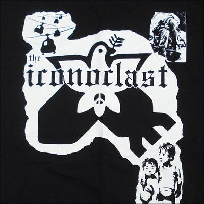ICONOCLAST Tシャツ マーク
