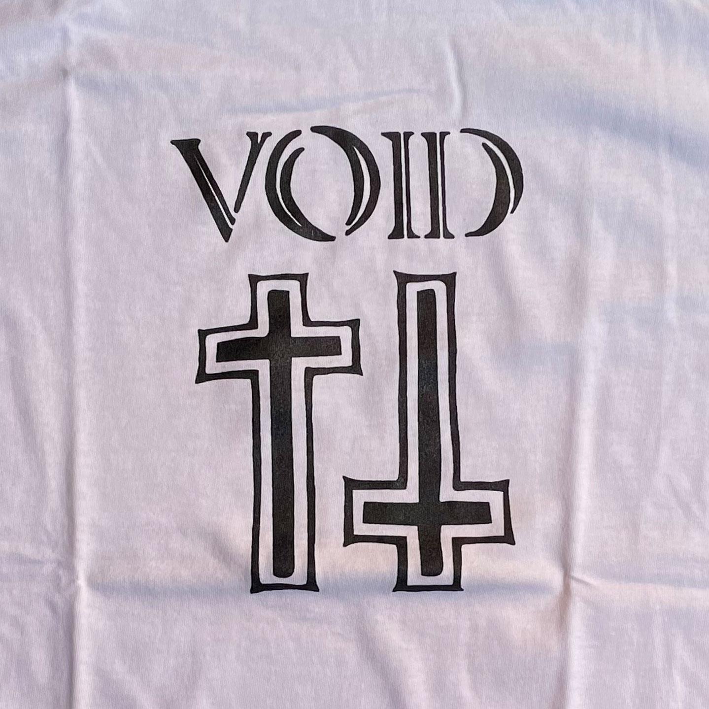 VOID Tシャツ LOGO