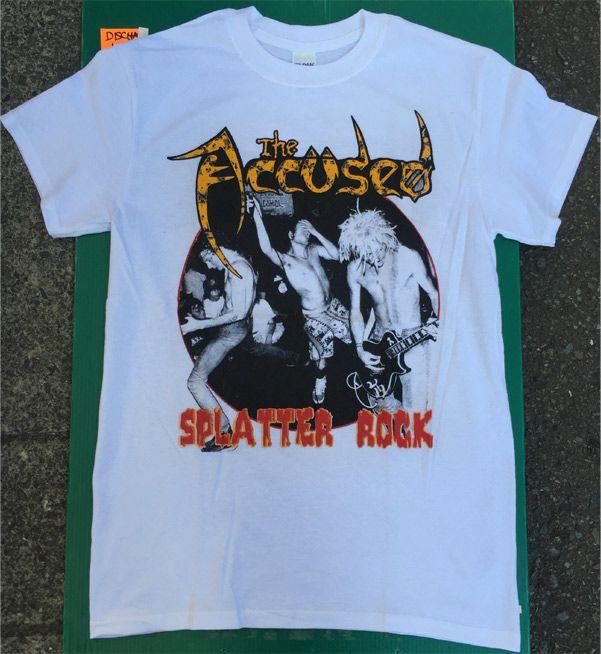 ACCUSED Tシャツ PHOTO FULL COLOR