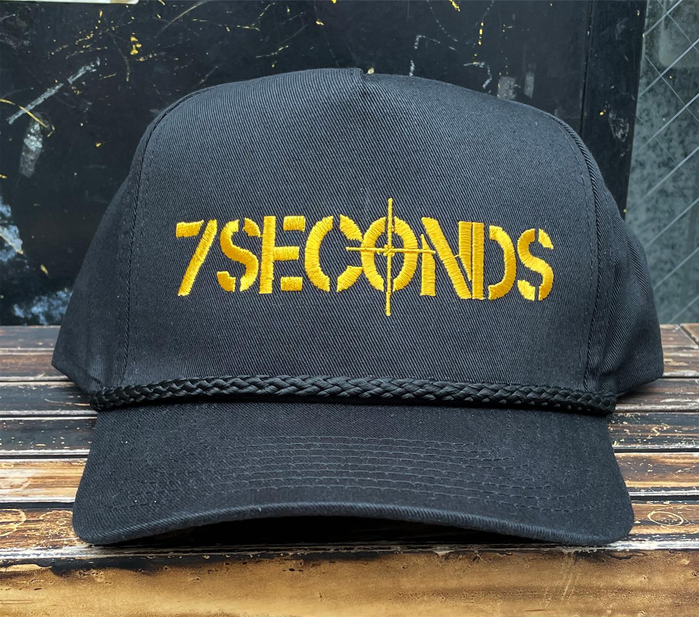 7SECONDS CAP LOGO