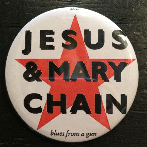 JESUS AND MARY CHAIN デカバッジ