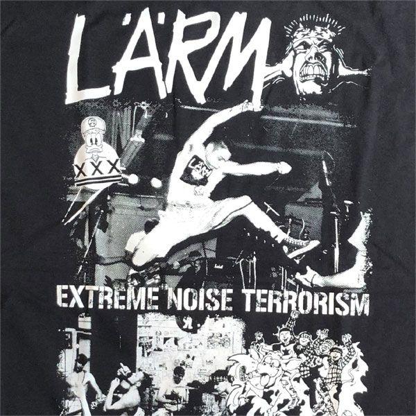LARM Tシャツ Extreme Noise Terrorism