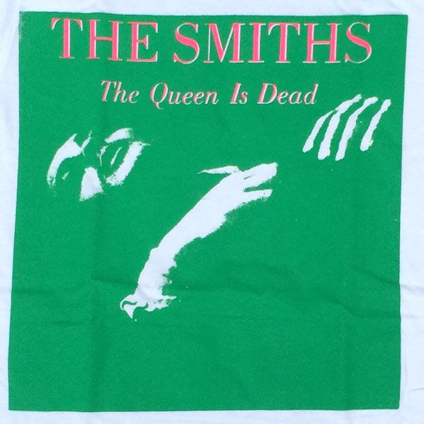 THE SMITHS Tシャツ The Queen Is Dead