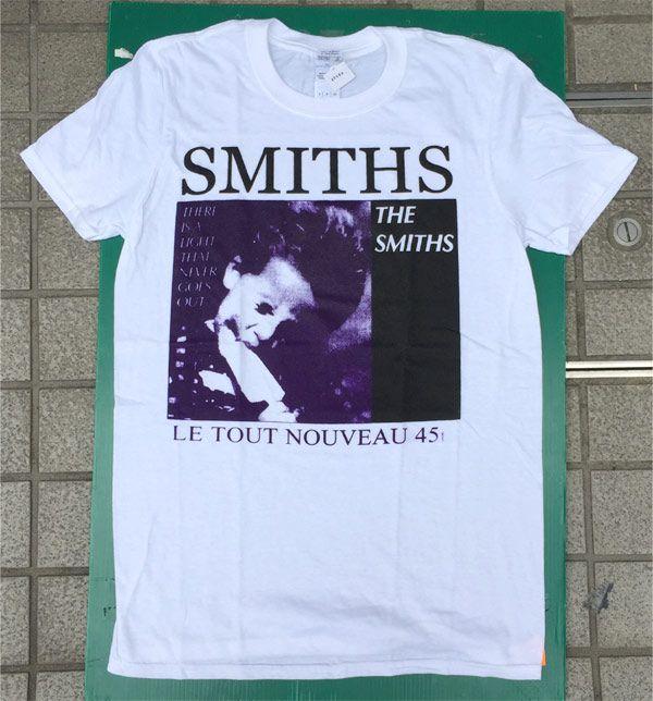 THE SMITHS Tシャツ LE TOUT NOUVEAU 45t!
