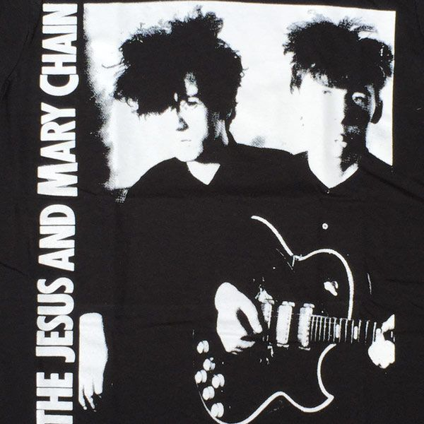 THE JESUS AND MARY CHAIN Tシャツ PHOTO