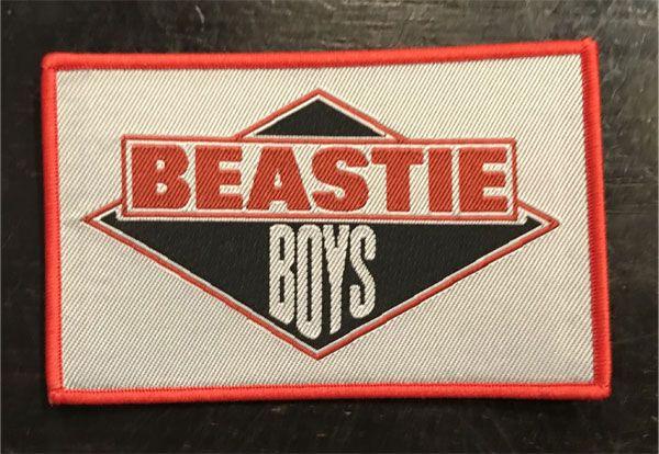 BEASTIE BOYS 刺繍ワッペン NAME